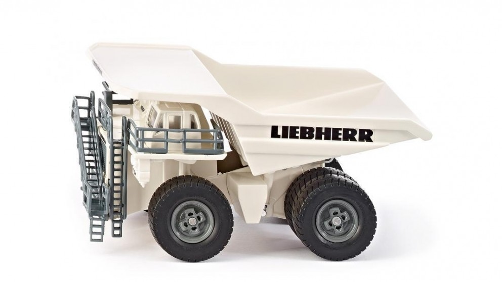 Siku Liebherr Y264 Mining Truck - 1:87 Scale