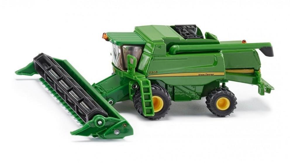 Siku John Deere Combine Harvester 9680i - 1:87 Scale