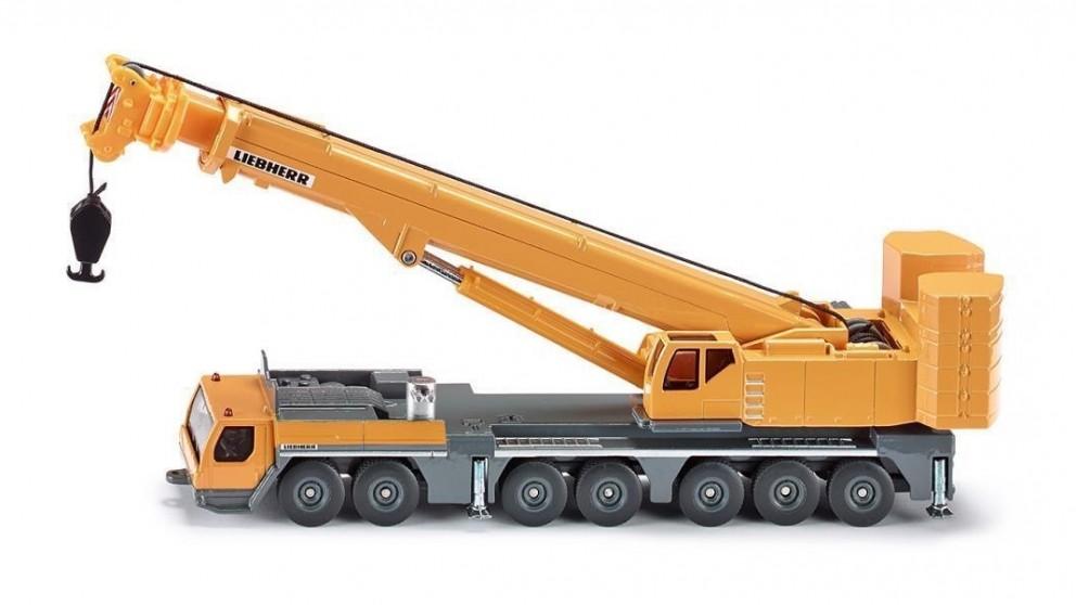 Siku Liebherr Mobile Crane - 1:87 Scale