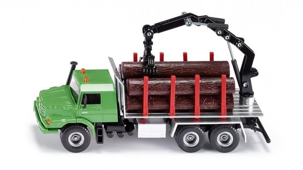 Siku Log Transporter 1:50 Scale