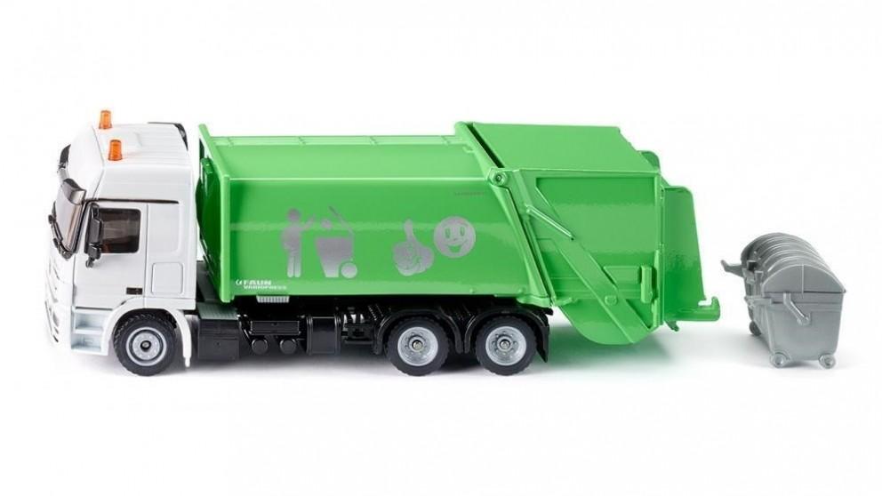 Siku Garbage Truck - 1:50 Scale