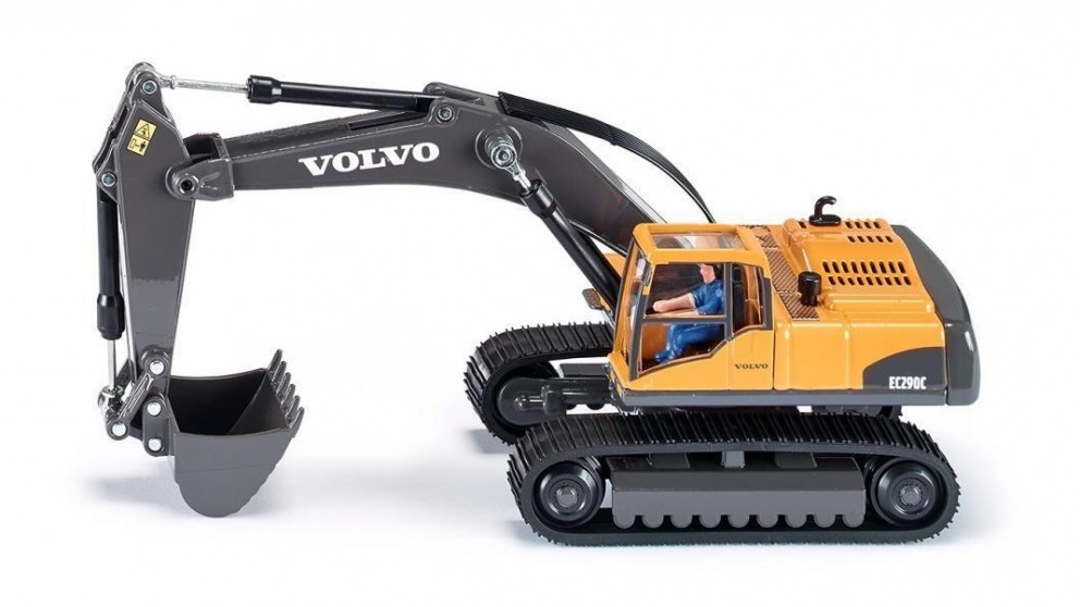 Siku Hydraulic Excavator Volvo EC290 1:50 Scale