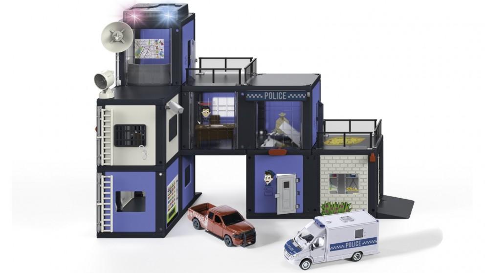 Siku World Police Station