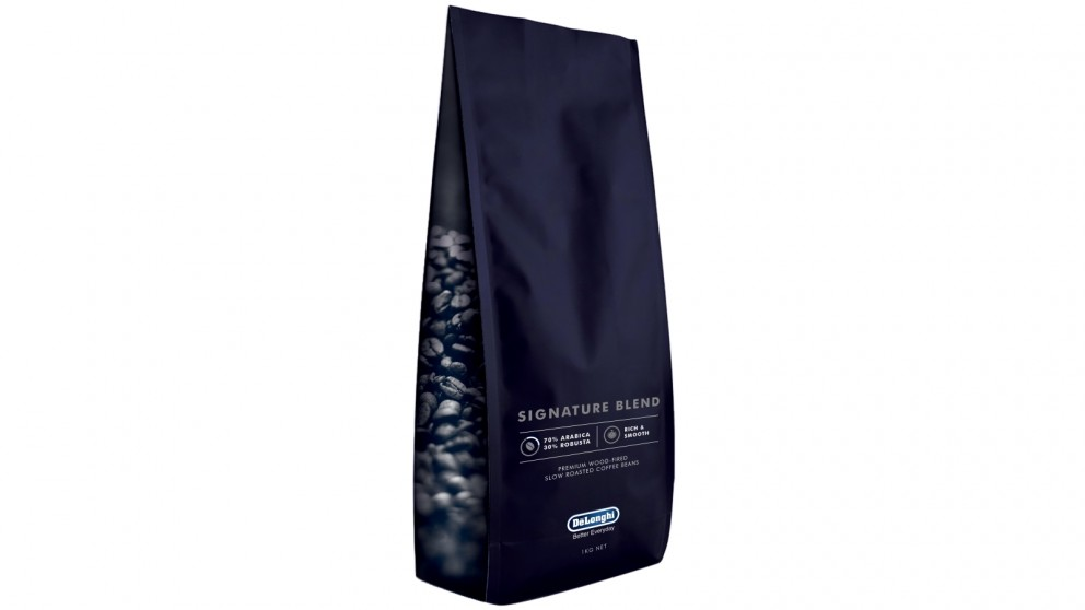 DeLonghi 1kg Signature Blend Coffee Beans