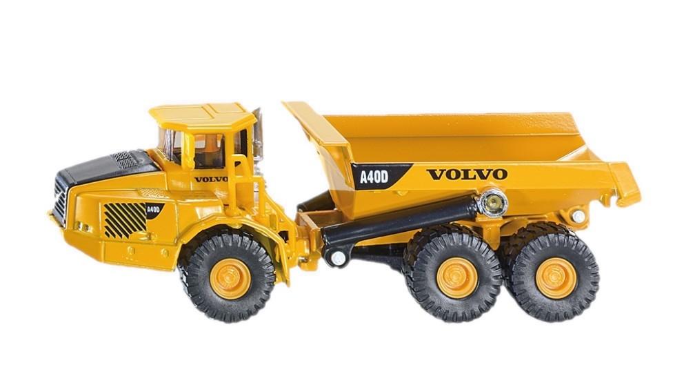 Siku Volvo Dumper - 1:87 Scale
