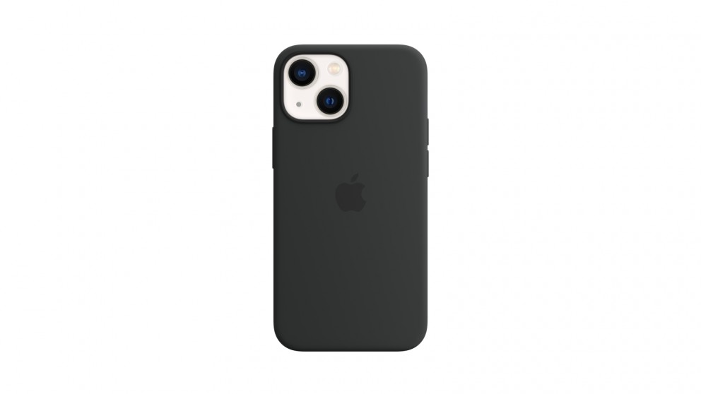 Apple iPhone 13 mini Silicone Case with MagSafe - Midnight
