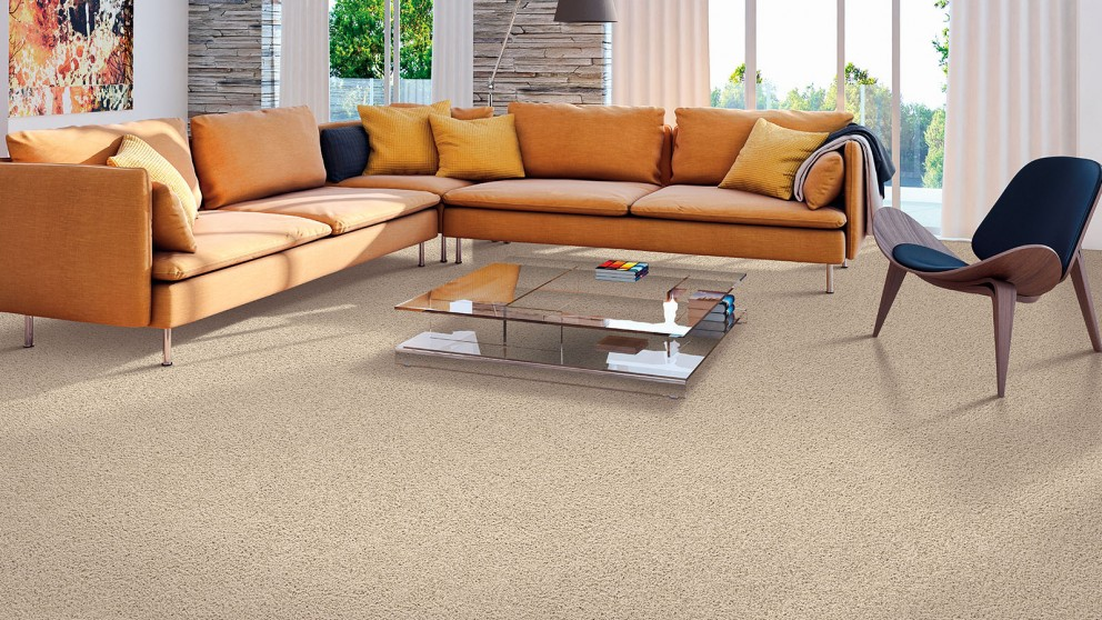 Smartstrand Silk Forever Clean Silk Selection Sand Castle Carpet Flooring