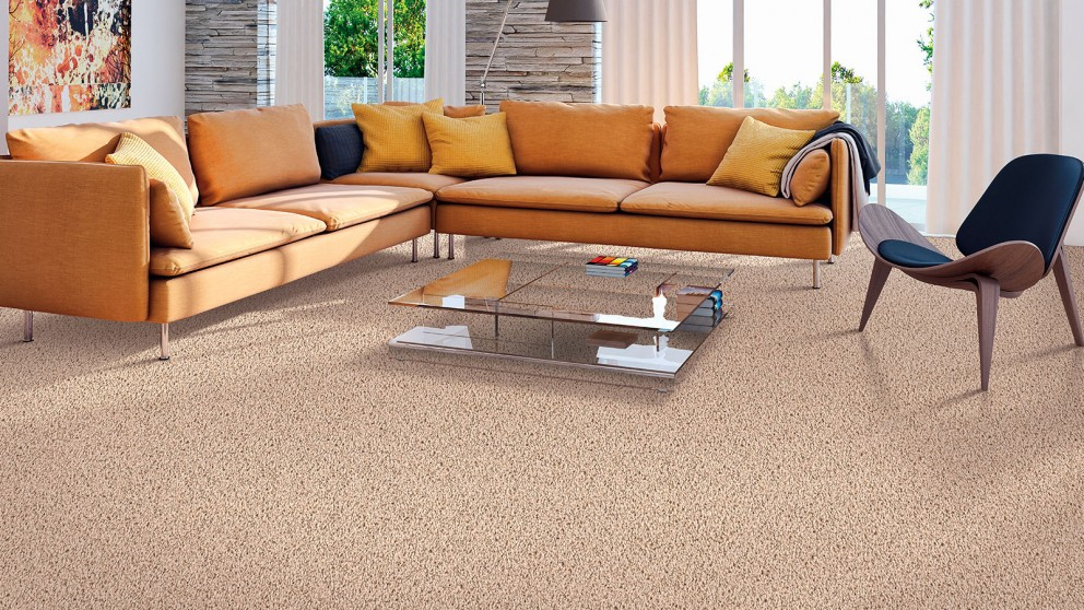 Smartstrand Silk Forever Clean Silk Selection Champagne Carpet Flooring