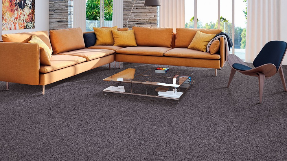 Smartstrand Silk Forever Clean Silk Selection Storm Watch Carpet Flooring