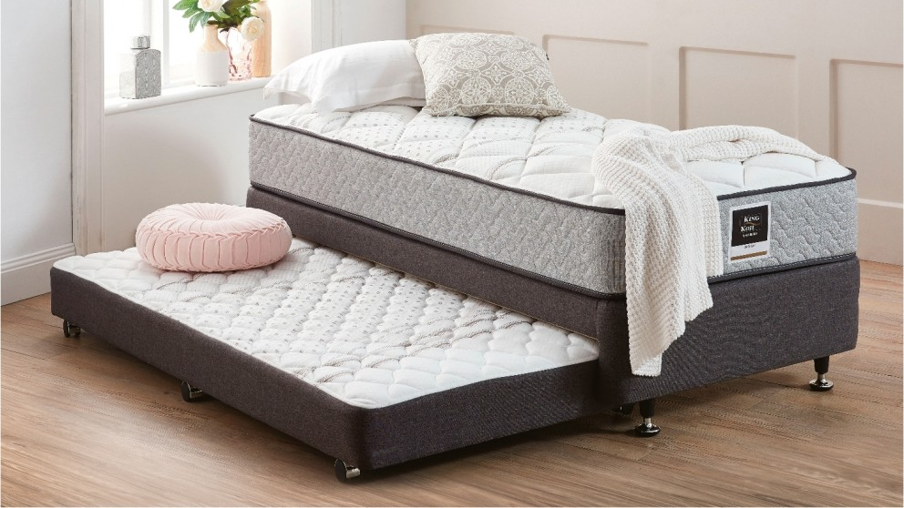 King Koil King Single Rollaway Base and Trundle