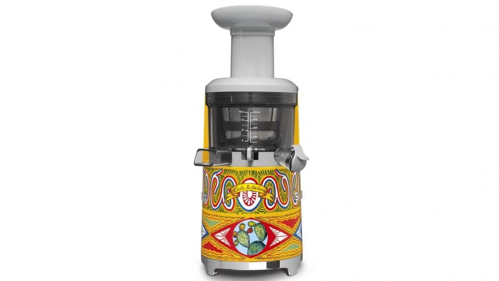 Smeg Dolce & Gabbana Slow Juicer