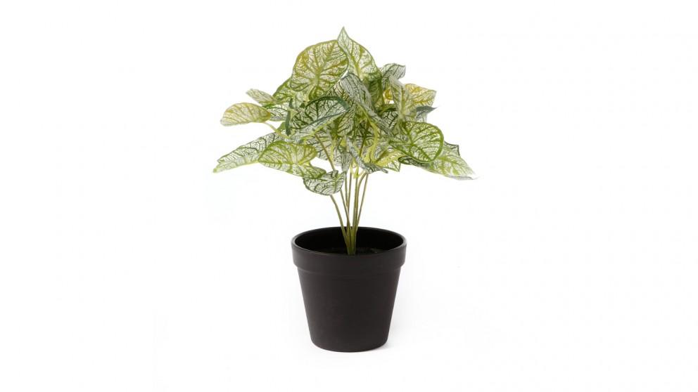 Cooper & Co. Artificial Grape Leaf Potted Plant - 28cm