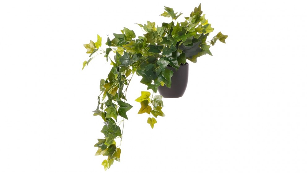 Cooper & Co. Artificial Sweet Potato Leaf Hanging Potted Plant - 78cm