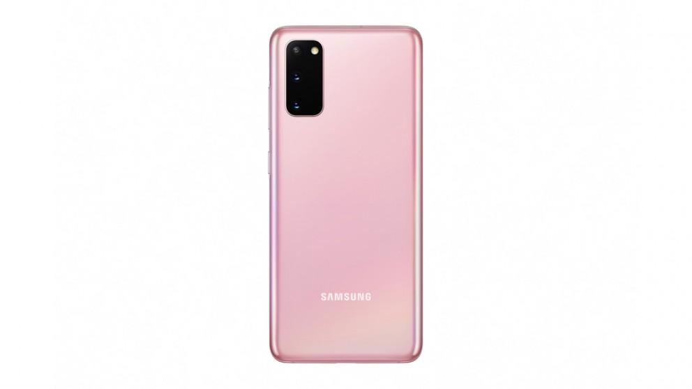 Samsung Galaxy S20 128GB - Cloud Pink