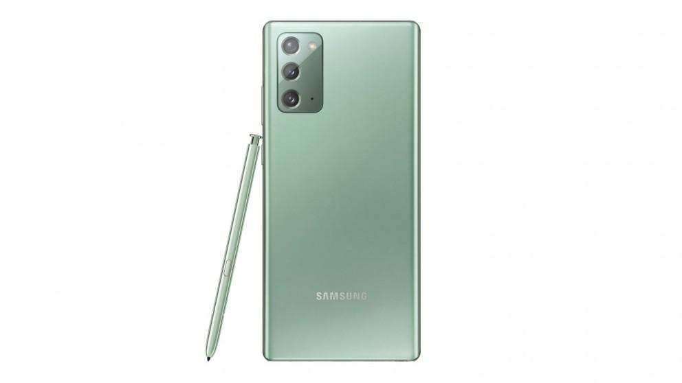 Samsung Galaxy Note20 256GB - Mystic Green
