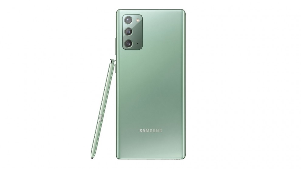 Samsung Galaxy Note20 5G 256GB - Mystic Green