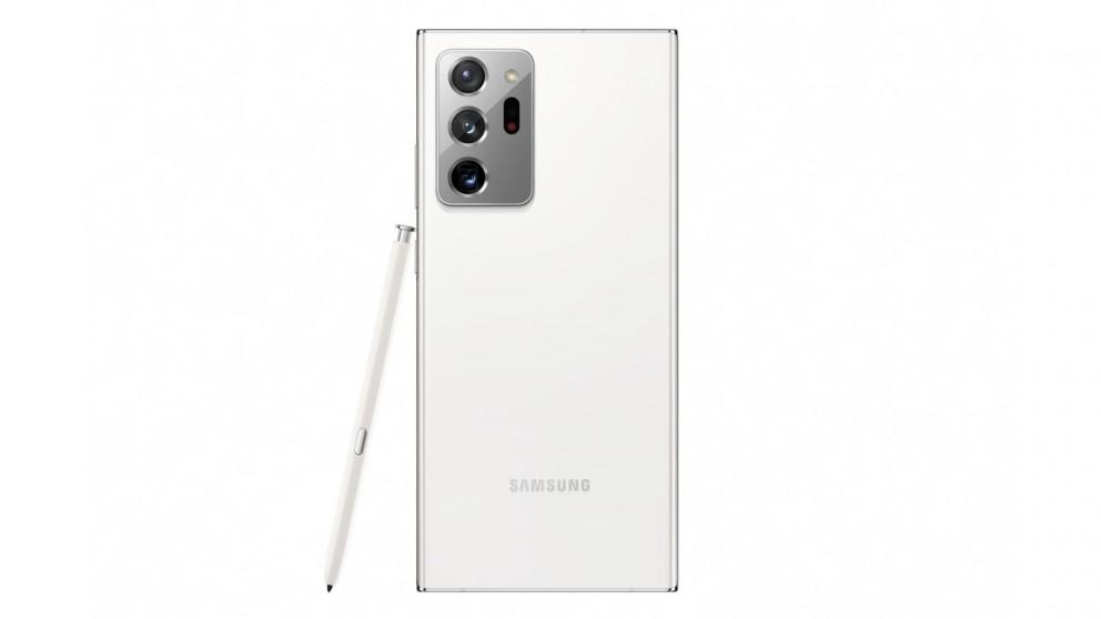 Samsung Galaxy Note20 Ultra 5G 256GB - Mystic White