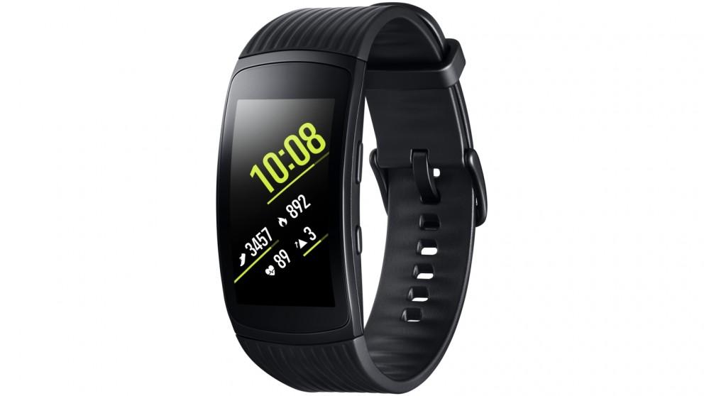 Samsung Gear Fit2 Pro Small Fitness Tracker - Black