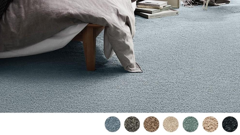 SmartStrand Silk Comfort Carpet Flooring