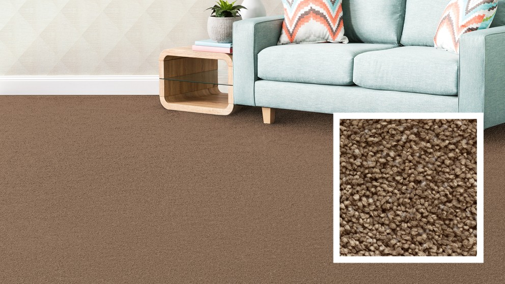 Buy SmartStrand Silk Forever Clean Silk Trends Tonal Carpet Flooring | Harvey Norman AU