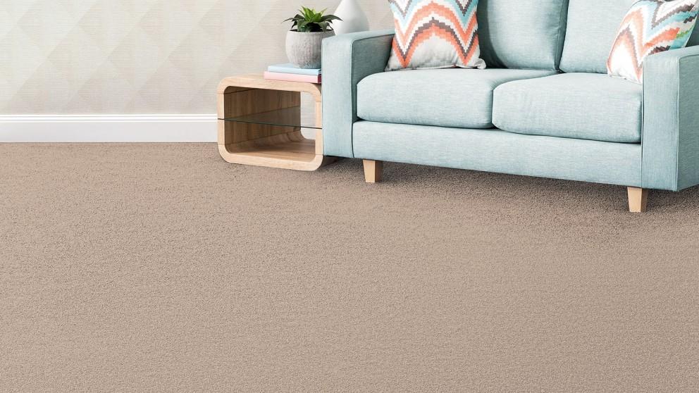 SmartStrand Silk Forever Clean Silk Trends Tonal Heraldry Carpet Flooring