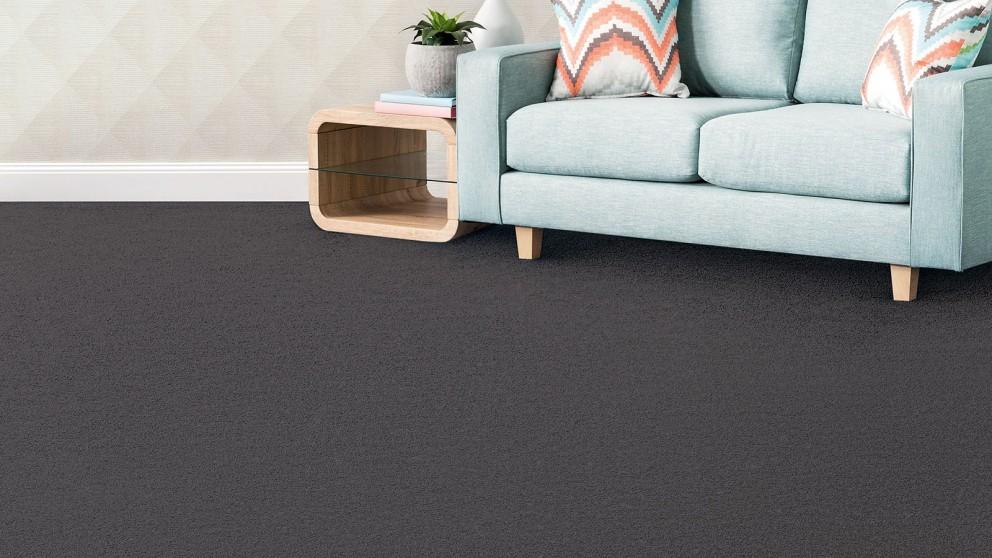 SmartStrand Silk Forever Clean Silk Trends Tonal Greystone Carpet Flooring