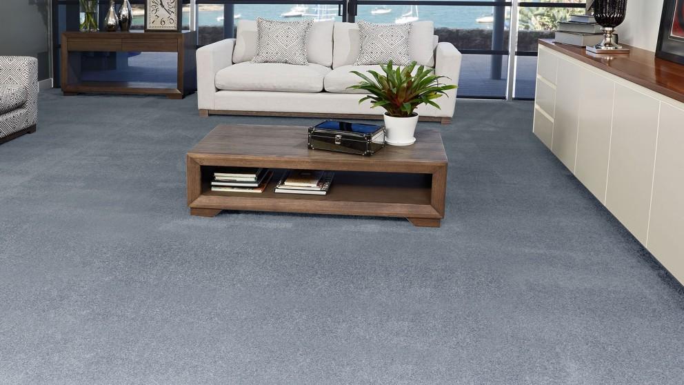 SmartStrand Silk Forever Clean Silk Trends Thundercloud Carpet Flooring