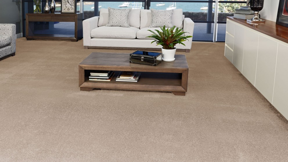 SmartStrand Silk Forever Clean Silk Trends Amish Linen Carpet Flooring