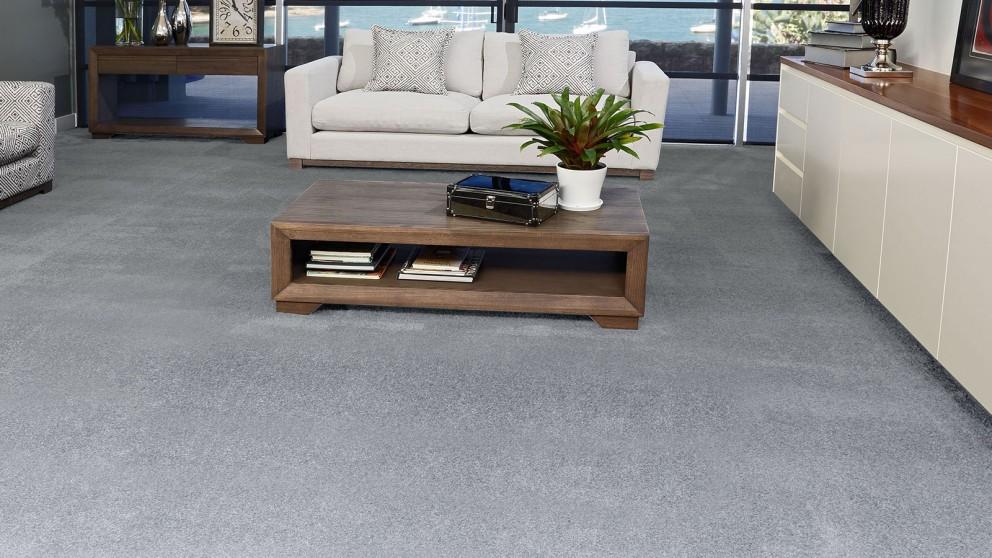 SmartStrand Silk Forever Clean Silk Trends Crystal Stream Carpet Flooring