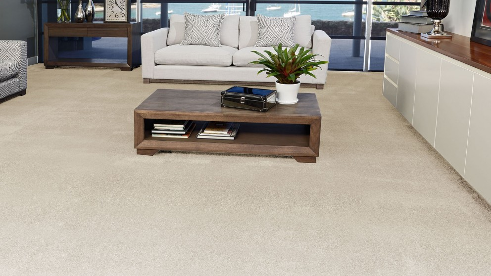 SmartStrand Silk Forever Clean Silk Trends Pearl Gaze Carpet Flooring