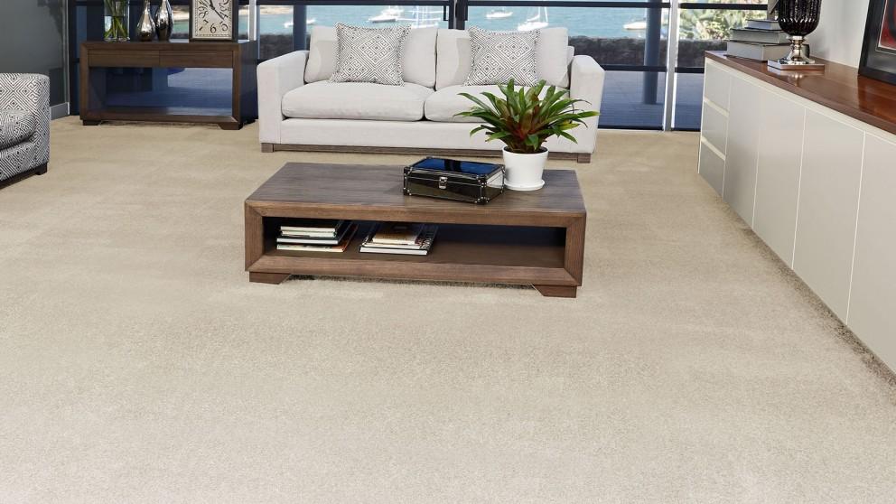 SmartStrand Silk Forever Clean Silk Trends Pearl Gaze Carpet Flooring