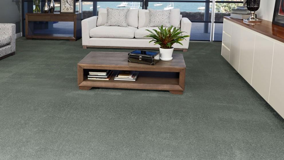 SmartStrand Silk Forever Clean Silk Trends Crisp Artichoke Carpet Flooring