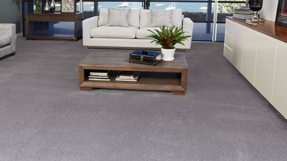 SmartStrand Silk Forever Clean Silk Trends Moon Rock Carpet Flooring