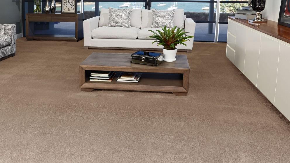 SmartStrand Silk Forever Clean Silk Trends Canyon Glow Carpet Flooring