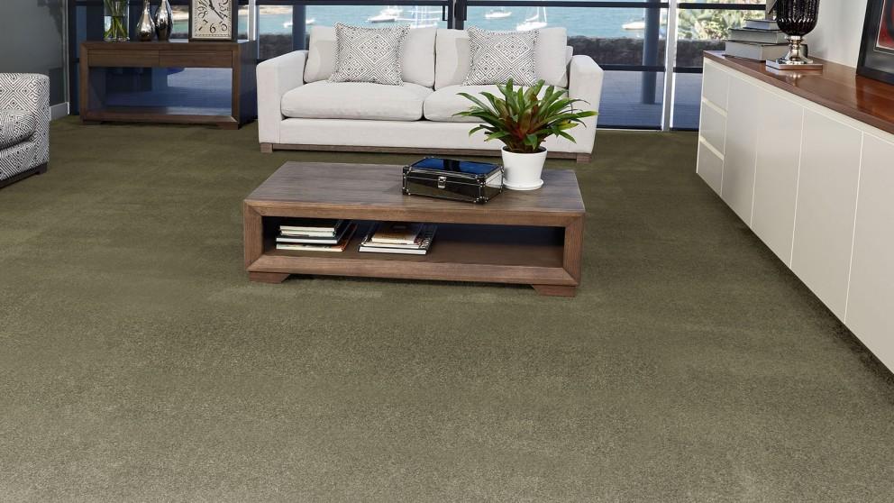 SmartStrand Silk Forever Clean Silk Trends Herb Garden Carpet Flooring