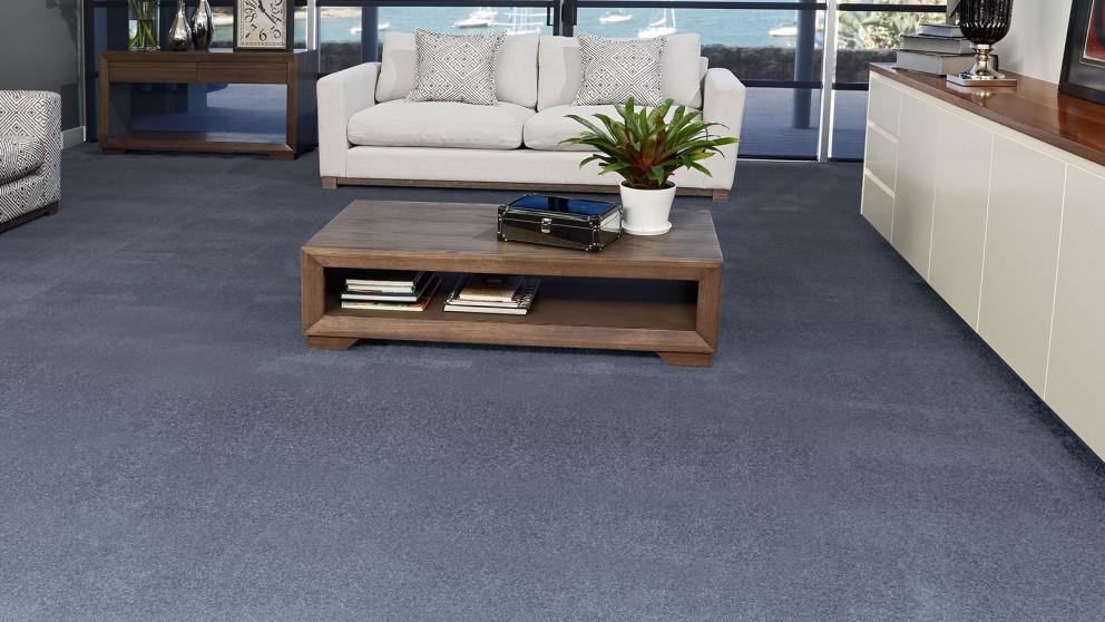 SmartStrand Silk Forever Clean Silk Trends Pale Sky Carpet Flooring