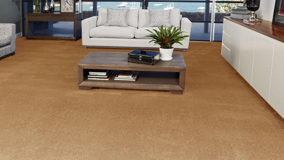 SmartStrand Silk Forever Clean Silk Trends Sweet Nectar Carpet Flooring