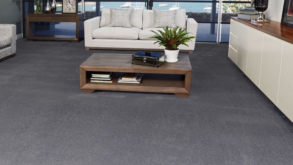 SmartStrand Silk Forever Clean Silk Trends River Stone Carpet Flooring