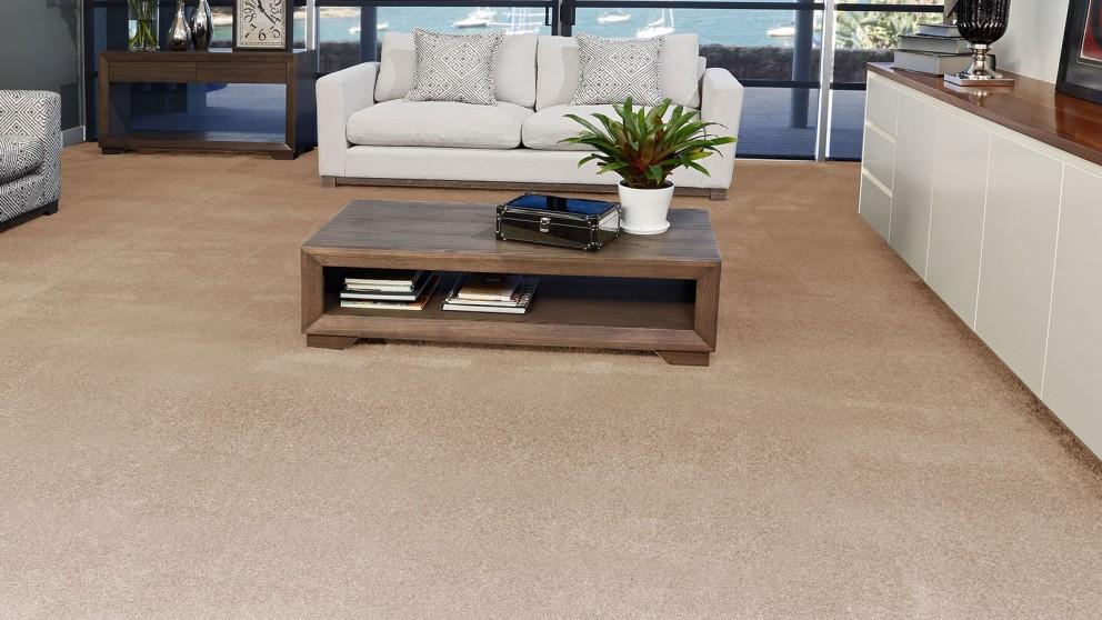 SmartStrand Silk Forever Clean Silk Trends Sunset View Carpet Flooring