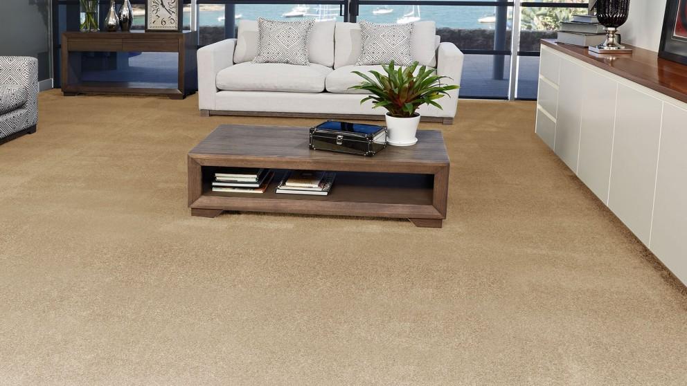 SmartStrand Silk Forever Clean Silk Trends Homespun Carpet Flooring