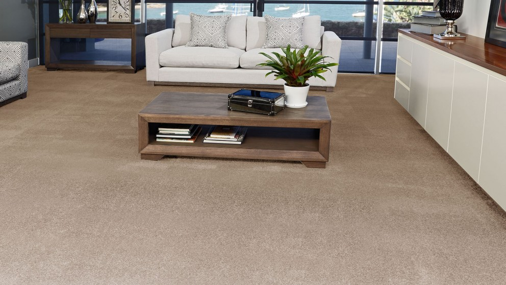 SmartStrand Silk Forever Clean Silk Trends Sequoyah Dusk Carpet Flooring