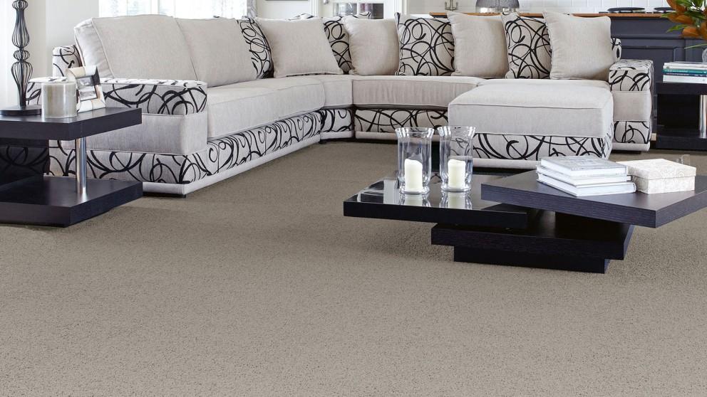 SmartStrand Forever Clean Classic True Taupe Carpet Flooring