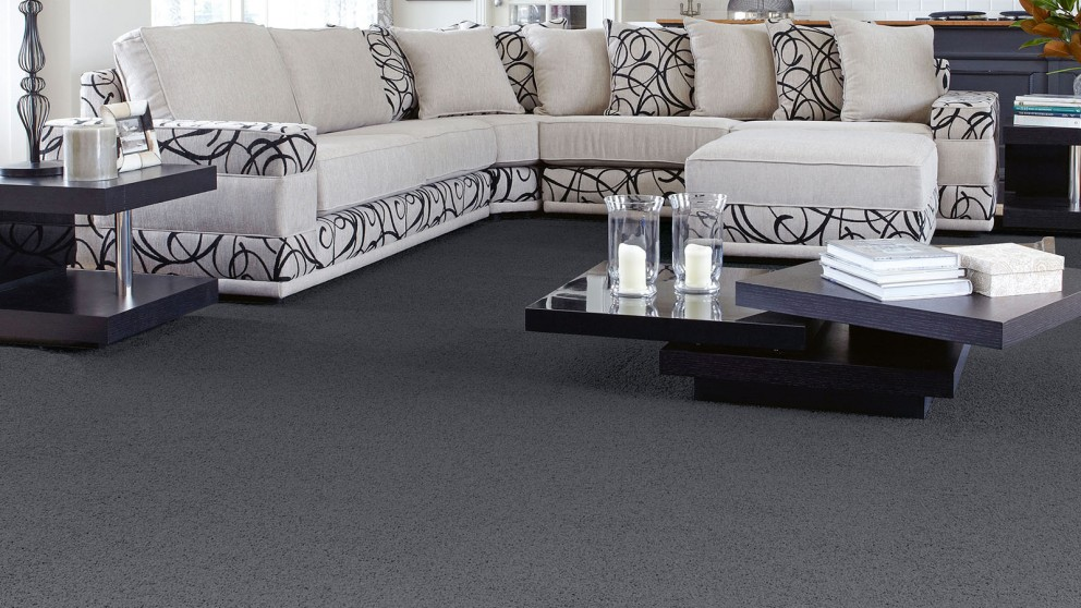 SmartStrand Forever Clean Classic Grey Flannel Carpet Flooring