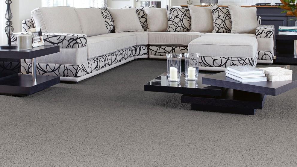 SmartStrand Forever Clean Classic Overcast Carpet Flooring