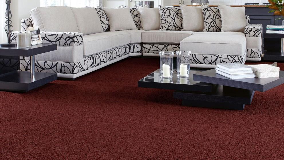 SmartStrand Forever Clean Classic Cardinal Carpet Flooring