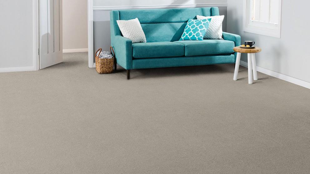 SmartStrand Forever Clean Splendor - Putty Carpet Flooring