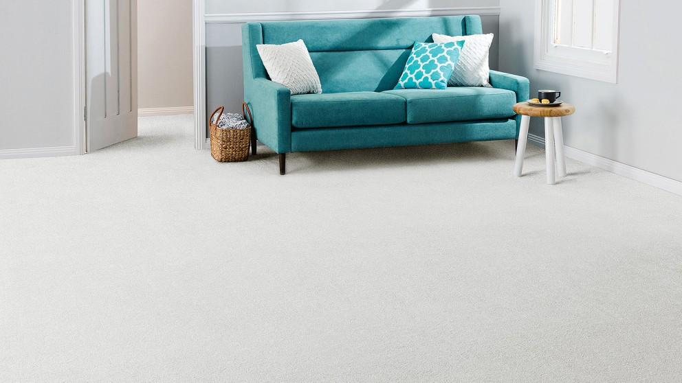 SmartStrand Forever Clean Splendor - Almost White Carpet Flooring