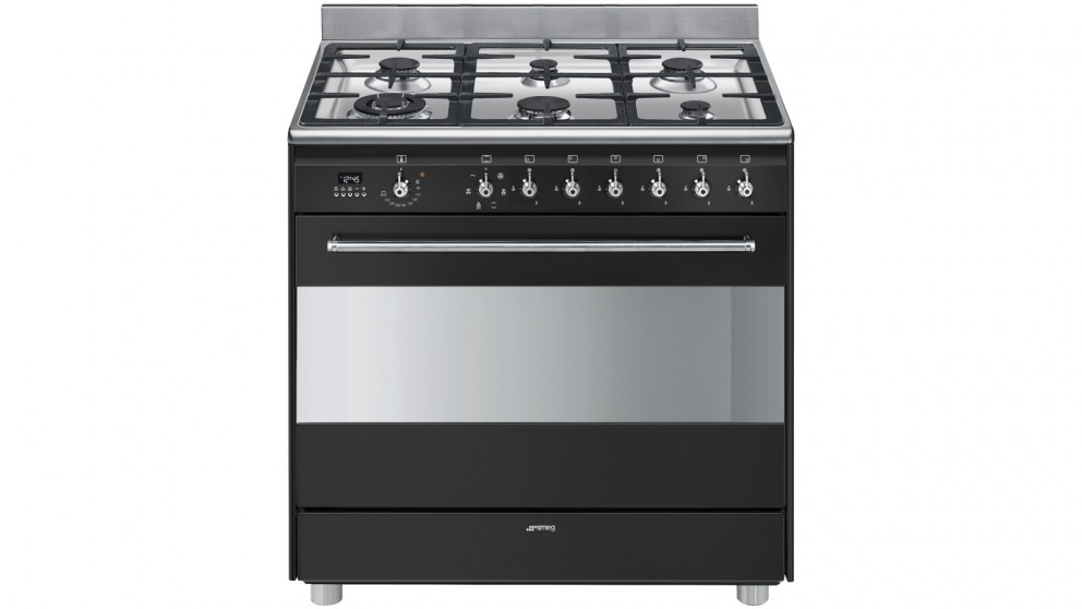 Smeg 900mm Classic Freestanding Cooker - Anthracite