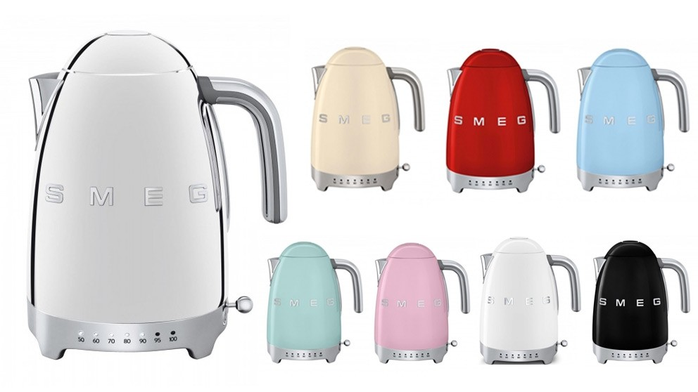 Smeg 50's Style Variable Temperature Kettle