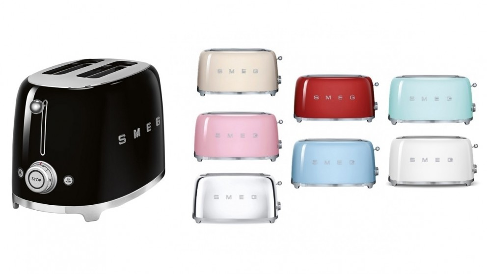 Smeg 50s Style Longslot Toaster